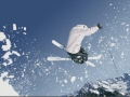Skiing Video Background