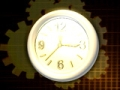 Clock 01 Video Background