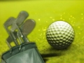 Golfing 04 Video Background