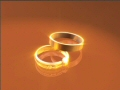 Wedding Ring 03 Video Background