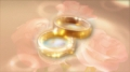 HD Wedding Ring 003 Video Background